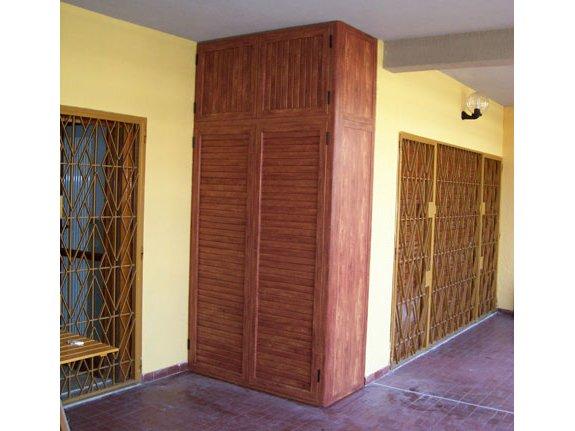 Armadio esterno alluminio confortevole soggiorno nella casa for Armadio alluminio esterno