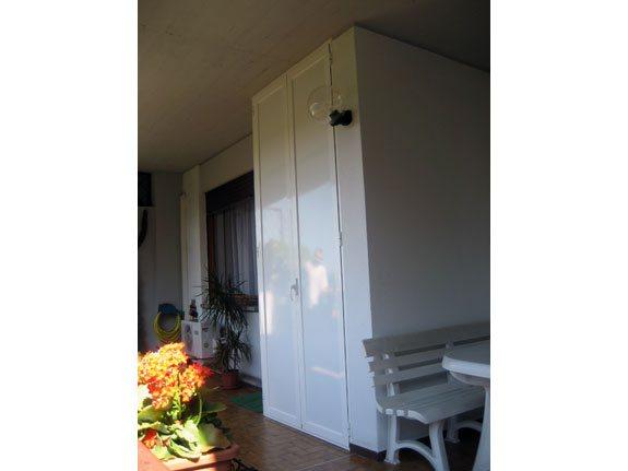 Armadio zincato per esterno armadio ripostiglio per for Armadio alluminio esterno