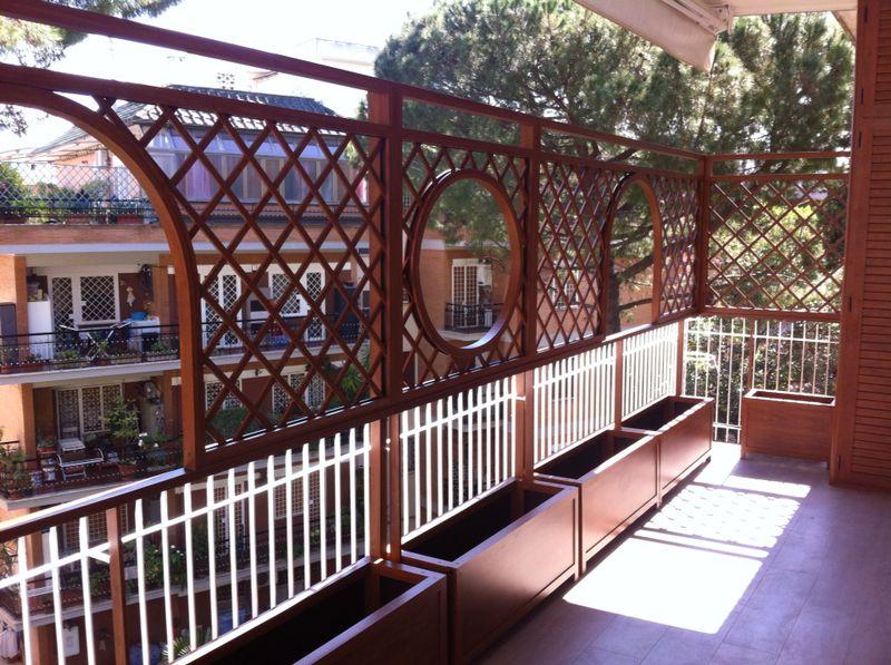 Grigliati e frangisole in alluminio alfa for Grigliati in alluminio per terrazzi prezzi