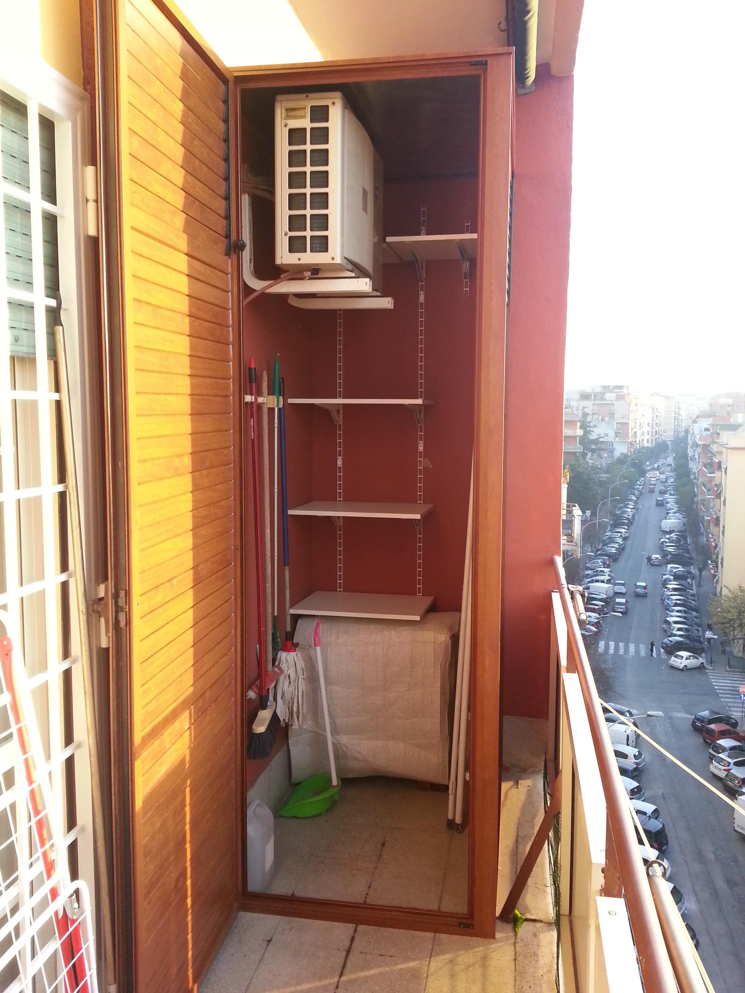 Mobili coprimotore esterno dei condizionatori alfa for Mobili legno da esterno